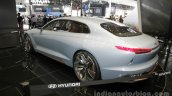 Genesis New York Concept rear three quarters left side at Auto China 2016