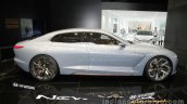 Genesis New York Concept side profile at Auto China 2016