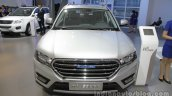 Haval H6 Coupe front at Auto China 2016