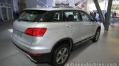 Haval H6 Coupe rear three quarters right side at Auto China 2016