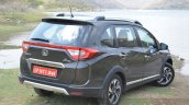 Honda BR-V CVT rear quarter Review