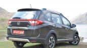 Honda BR-V CVT rear three quarters Review