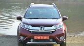 Honda BR-V VX Diesel front Review