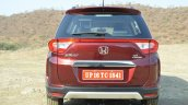 Honda BR-V VX Diesel rear Review