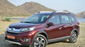 Honda BR-V foglight VX Diesel Review