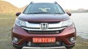 Honda BR-V front VX Diesel Review