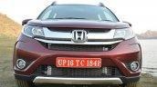 Honda BR-V front fascia VX Diesel Review