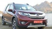 Honda BR-V front quarter VX Diesel Review