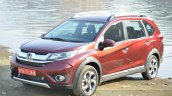 Honda BR-V front quarter view VX Diesel Review