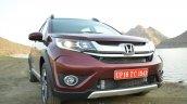 Honda BR-V front quarters VX Diesel Review