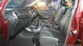 Honda BR-V front seats launch