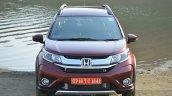 Honda BR-V grille VX Diesel Review