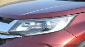 Honda BR-V headlight cluster VX Diesel Review