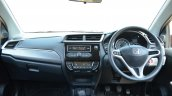 Honda BR-V interior VX Diesel Review