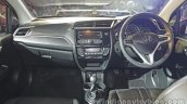 Honda BR-V interior launch