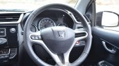 Honda BR-V petrol MT steering  Review