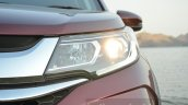 Honda BR-V projector beam VX Diesel Review