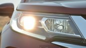 Honda BR-V projector headlight VX Diesel Review