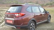 Honda BR-V rear quarter VX Diesel Review