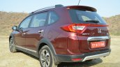 Honda BR-V rear quarters VX Diesel Review