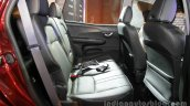 Honda BR-V rear seats launch