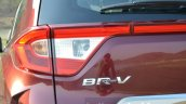 Honda BR-V taillights VX Diesel Review
