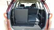 Honda BR-V third row seat fold VX Diesel Review