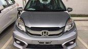 Honda Brio Amaze facelift front Thailand live pics