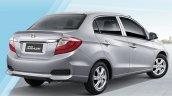 Honda Brio Amaze facelift rear