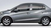 Honda Brio Amaze facelift side