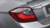 Honda Brio Amaze facelift taillight