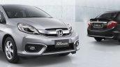 Honda Brio Amaze facelift
