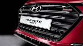 Hyundai Avante (Elantra) Sport grille