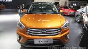 Hyundai ix25 front at Auto China 2016