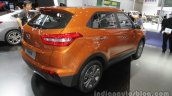 Hyundai ix25 rear three quarters at Auto China 2016