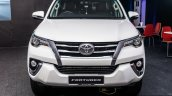 India-bound 2016 Toyota Fortuner front launched in Malaysia