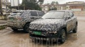 Jeep 551 (Jeep C-SUV) front and rear spied up-close