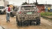 Jeep 551 (Jeep C-SUV) rear spied up-close