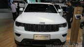 Jeep Grand Cherokee 75th Anniversary front at Auto China 2016