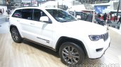 Jeep Grand Cherokee 75th Anniversary front three quarters at Auto China 2016
