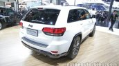 Jeep Grand Cherokee 75th Anniversary rear three quarters at Auto China 2016