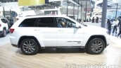 Jeep Grand Cherokee 75th Anniversary side profile at Auto China 2016