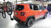 Jeep Renegade Trailhawk rear three quarters right side at Auto China 2016