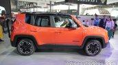 Jeep Renegade Trailhawk side profile at Auto China 2016