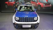 Jeep Renegade Warcraft edition front at Auto China 2016