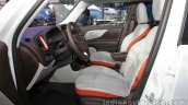 Jeep Renegade Warcraft edition interior at Auto China 2016