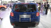 Jeep Renegade Warcraft edition rear at Auto China 2016