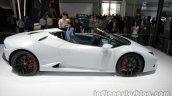 Lamborghini Huracan Spyder LP 610-4 at side profile Auto China 2016