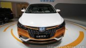 Luxgen S3 EV at Auto China 2016 front