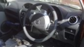 Maruti Alto 800 facelift interior dealer car spied